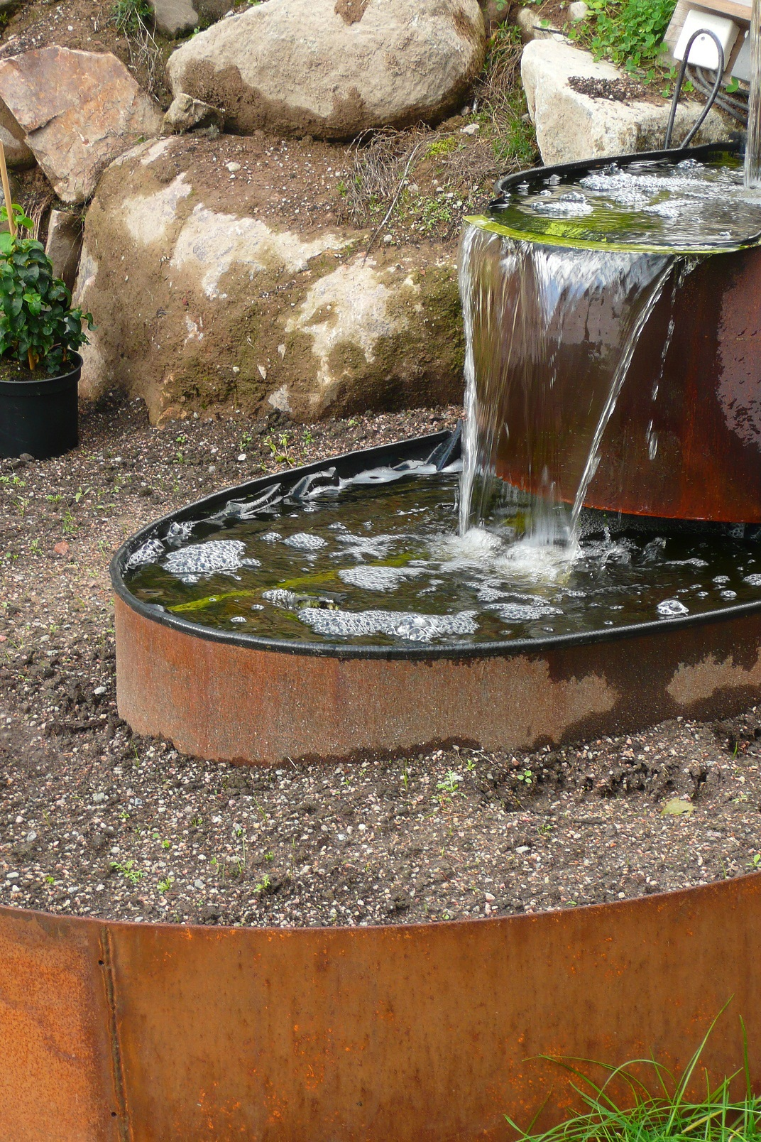 Projekt: trädgårdsdesign, uddevalla   john tizzard trädgårdsarkitekt