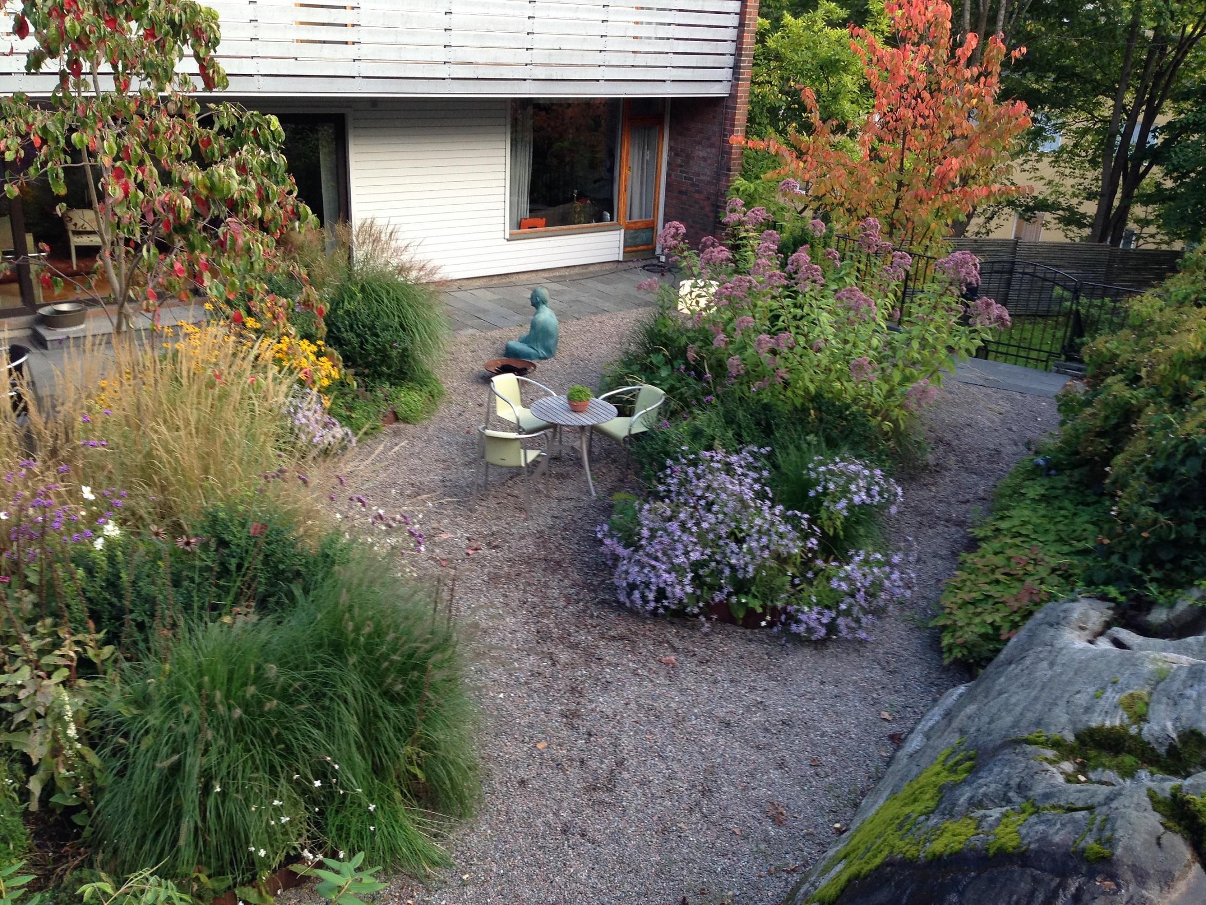 Projekt: trädgårdsdesign, göteborg   john tizzard trädgårdsarkitekt